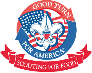 scouting for food logo